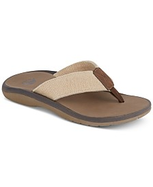 fc61b78ca854c3 Dockers Men s Skipper Smart Flex Flip Flops