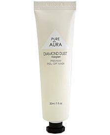 Pure Aura Diamond Dust Peel-Off Mask, 1 oz.