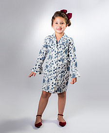 ROSIR Ocean Breeze Shirtdress