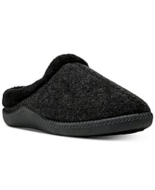 Men's Justin Wool Slippers