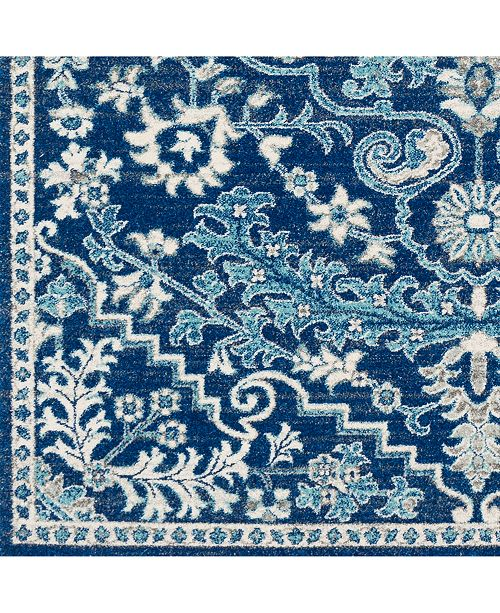 "Surya Harput HAP-1068 Blue 18"" Square Swatch"