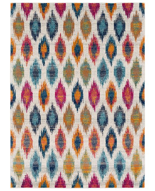 "Surya Harput HAP-1005 Burnt Orange 7'10"" x 10'3"" Area Rug"