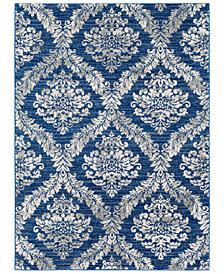 "Surya Harput HAP-1032 Dark Blue 3'11"" x 5'7"" Area Rug"