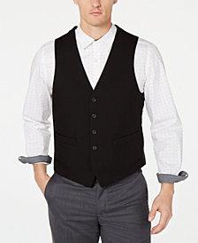 Kenneth Cole Reaction Men's Techni-Cole Slim-Fit Performance Stretch Suit Vest