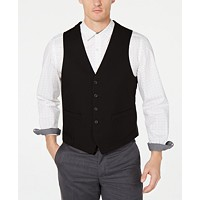 Kenneth Cole Reaction Men's Techni-Cole Slim-Fit Stretch Suit Vest