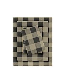 Woolrich Flannel Queen Cotton Sheet Set