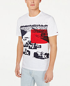 Tommy Hilfiger Men's Monte Carlo Graphic T-Shirt