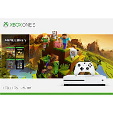 Xbox S Minecraft Bundle