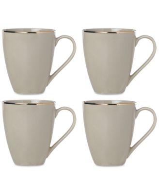 Trianna  Set of 4 Mugs