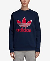 c841cff5c adidas Men's Originals Logo Fleece Sweatshirt