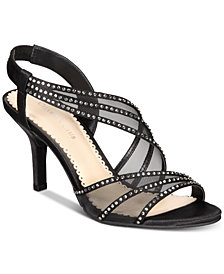 Charter Club Chartlette Evening Sandals, Created for Macy's