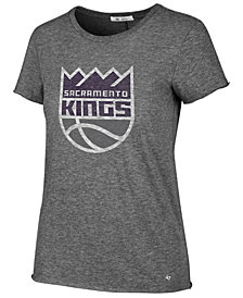 '47 Brand Women's Sacramento Kings Letter T-Shirt