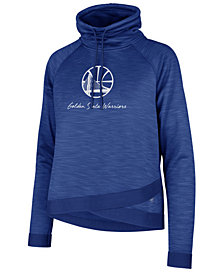 '47 Brand Women's Golden State Warriors Commuter Funnelneck Sweatshirt