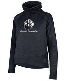 '47 Brand Women's Minnesota Timberwolves Commuter Funnelneck Sweatshirt