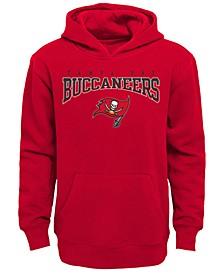 Tampa Bay Buccaneers Fleece Hoodie, Big Boys (8-20)