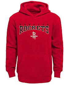 Outerstuff Houston Rockets Fleece Hoodie, Big Boys (8-20)