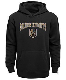 Outerstuff Vegas Golden Knights Fleece Hoodie, Big Boys (8-20)