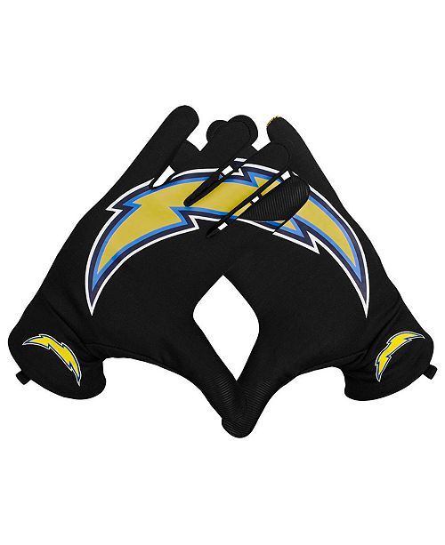 df25810d9a0d3 Nike Los Angeles Chargers Fan Gloves - Sports Fan Shop By Lids - Men ...
