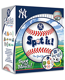MasterPieces Puzzle Company New York Yankees Spot It! Game