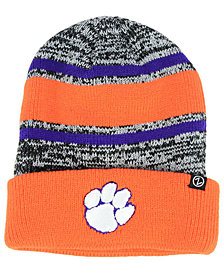 Zephyr Clemson Tigers Slush Cuff Knit Hat