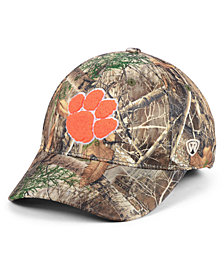 Top of the World Clemson Tigers Berma Camo Flex Fitted Cap