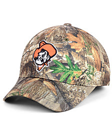 Top of the World Oklahoma State Cowboys Berma Camo Flex Fitted Cap