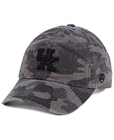 Top of the World Kentucky Wildcats Woodland Knight Strapback Cap
