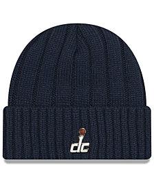 New Era Washington Wizards Metal Cuffed Knit Hat