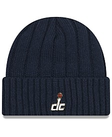 New Era Washington Wizards Metal Cuffed Knit Hat