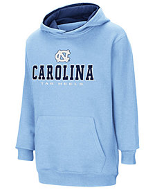 Colosseum North Carolina Tar Heels Pullover Hooded Sweatshirt, Big Boys (8-20)