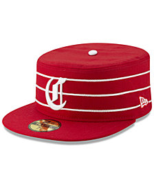 New Era Cincinnati Reds Pillbox 59FIFTY-FITTED Cap