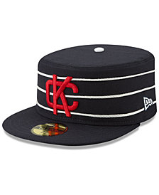 New Era Kansas City Athletics Pillbox 59FIFTY-FITTED Cap