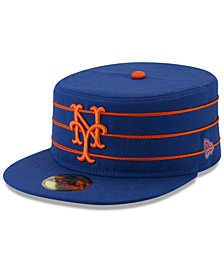 New Era New York Mets Pillbox 59FIFTY-FITTED Cap