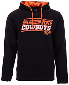 Colosseum Men's Oklahoma State Cowboys Stack Performance Hoodie