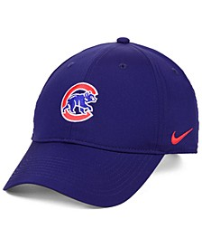 Chicago Cubs Legacy Performance Strapback Cap