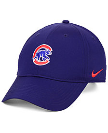 Nike Chicago Cubs Legacy Performance Strapback Cap