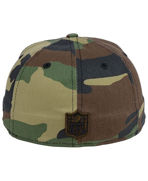 outlet store 704b1 0b6ea New Era Los Angeles Chargers Woodland Prism Pack 59FIFTY-FITTED Cap ...