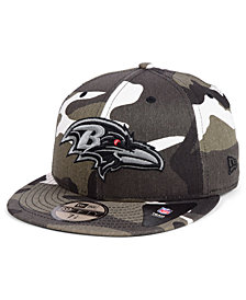 New Era Baltimore Ravens Urban Prism Pack 59FIFTY-FITTED Cap