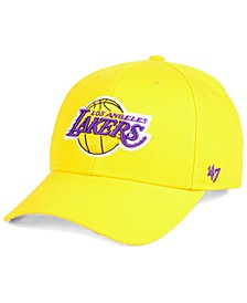Los Angeles Lakers Team Color MVP Cap