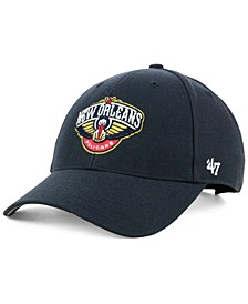 New Orleans Pelicans Team Color MVP Cap