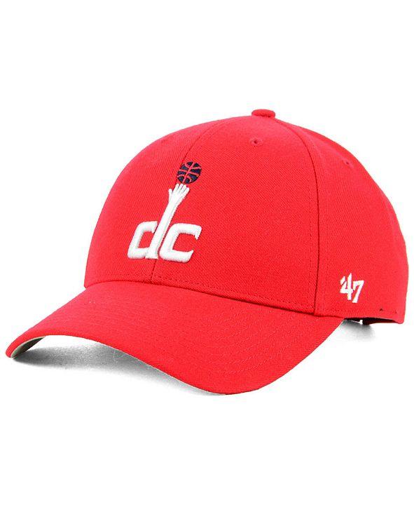 '47 Brand Washington Wizards Team Color MVP Cap