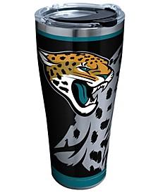 Jacksonville Jaguars 30oz Rush Stainless Steel Tumbler