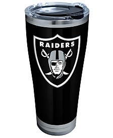 Tervis Tumbler Oakland Raiders 30oz Rush Stainless Steel Tumbler