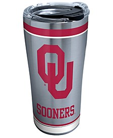 Oklahoma Sooners 20oz Tradition Stainless Steel Tumbler
