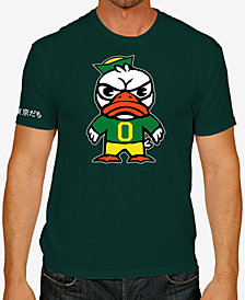 Retro Brand Men's Oregon Ducks Tokyodachi T-Shirt