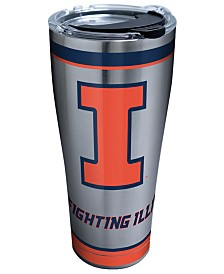 Tervis Tumbler Illinois Fighting Illini 30oz Tradition Stainless Steel Tumbler
