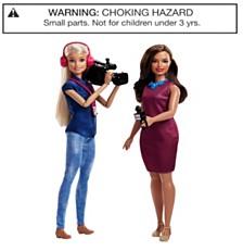 Barbie Tv News Team Doll