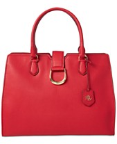 fc4617ee6de0 Red Ralph Lauren Handbags   Accessories - Macy s