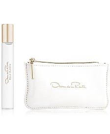 Receive a FREE 2-Pc. Gift with any large spray purchase from the Oscar de la Renta fragrance collection