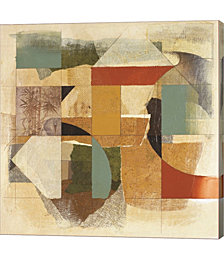Montage II by Cory Bannister Canvas Art